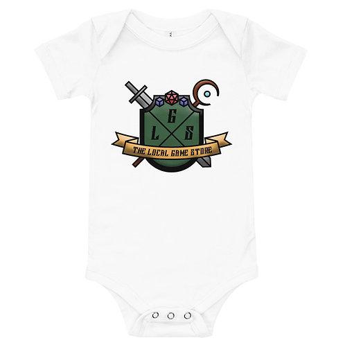 LGS Coat of Arms Baby Onesie