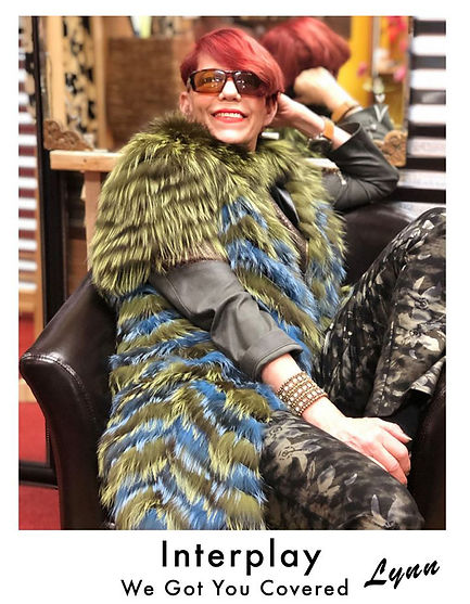 Lynn Cohen, celebrity stylist for over 50 years in Newton, New Jersey.