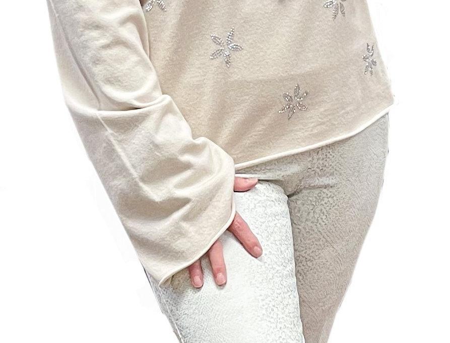 Miracle Stretch Cream Slim Pant
