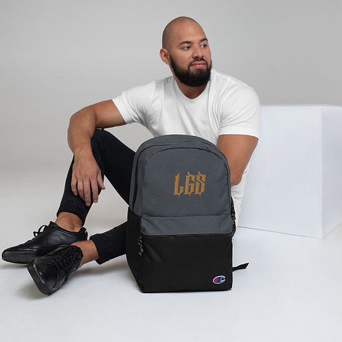 LGS Embroidered Champion Backpack