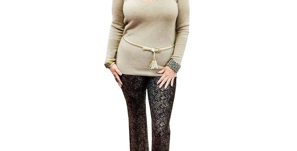 Cashmere Touch Sleek Knit Tunic