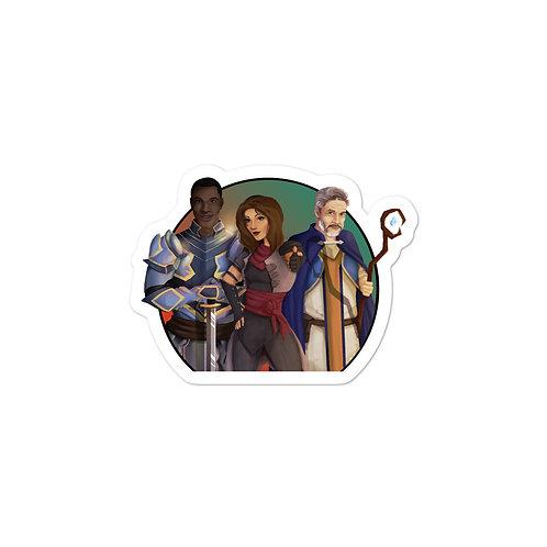 LGS Adventure Sticker