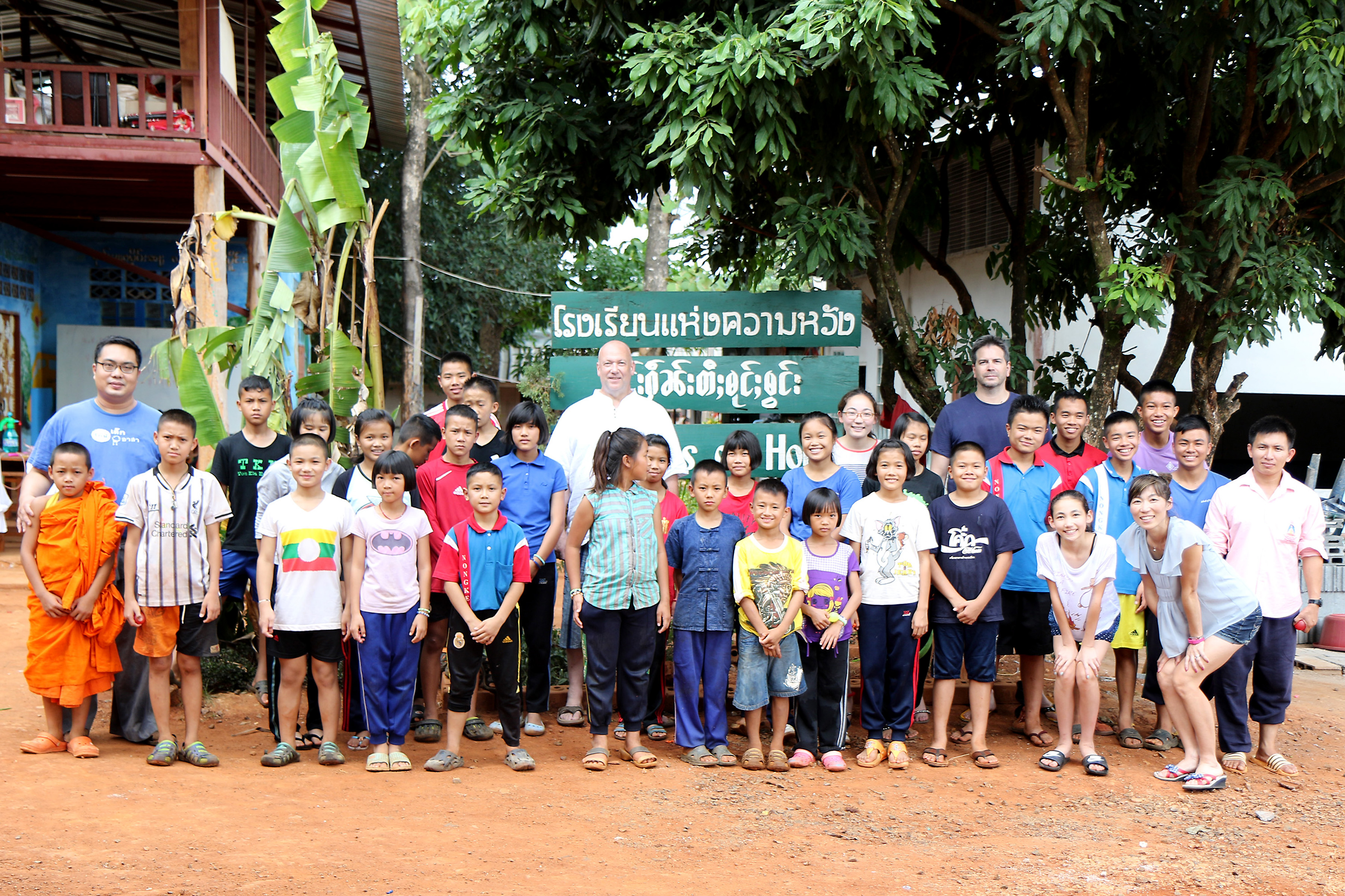 Schools of Hope, Thailand