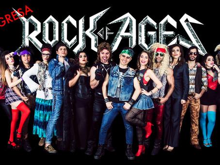 Nostalgia por el rock ochentero