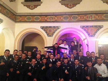 95 Años de la Fuerza Aérea de Guatemala