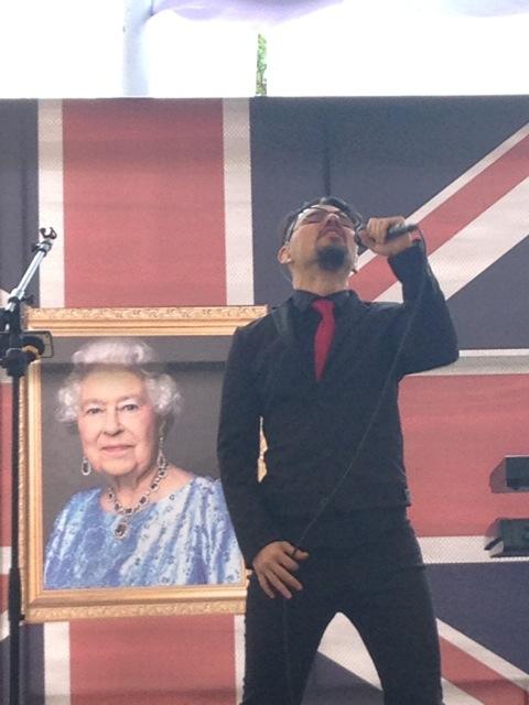 The One Man Band Embajada UK