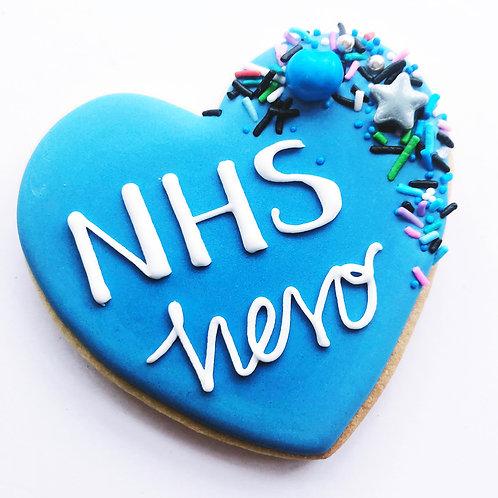 NHS Hero Cookie