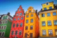 Stortorget place in Gamla stan, Stockhol
