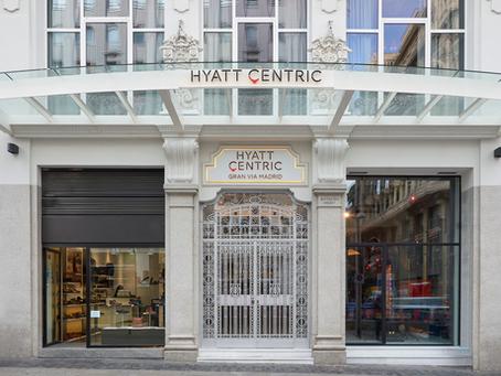 Hyatt Centric Gran Vía