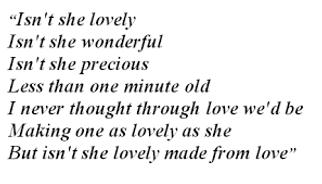 Isn't she lovely poem.png