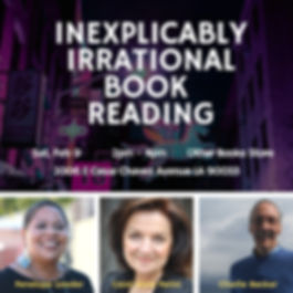 inexplicably irrational book reading.jpg