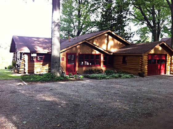 Traverse City cabin rental - exterior view