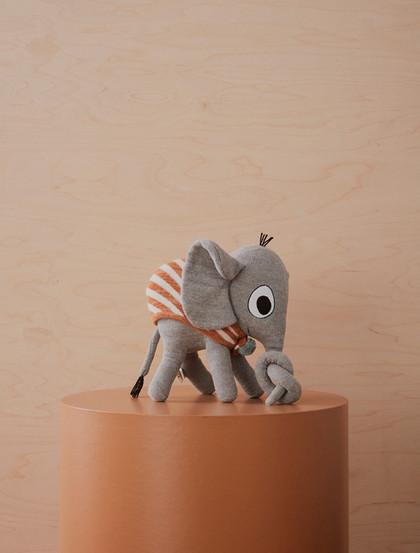 M107048 - Henry Elephant - 203 Grey - Ex