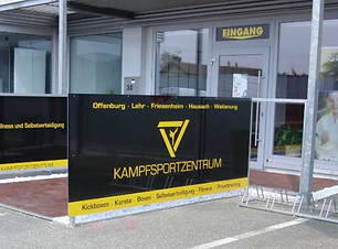 Kampfsportzentrum Offenburg Standort Offenbur