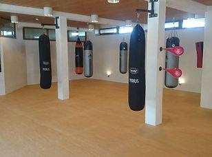 Kampfsportzentrum Offenburg Standort St.Georgen