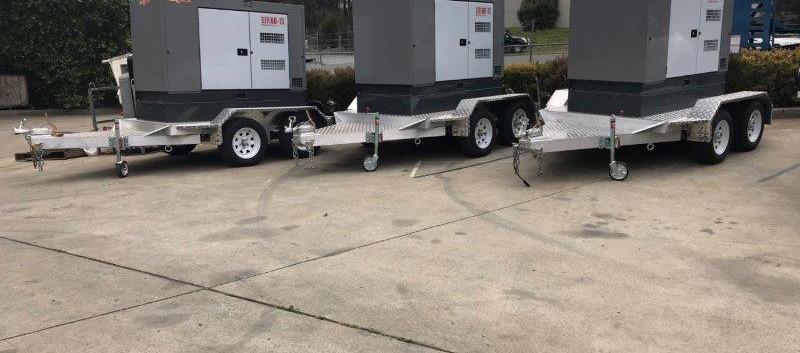 Aluminium Box Trailers