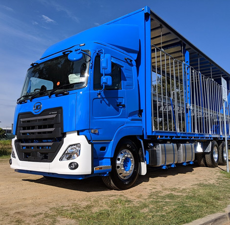 Curtain sider - Main Freight