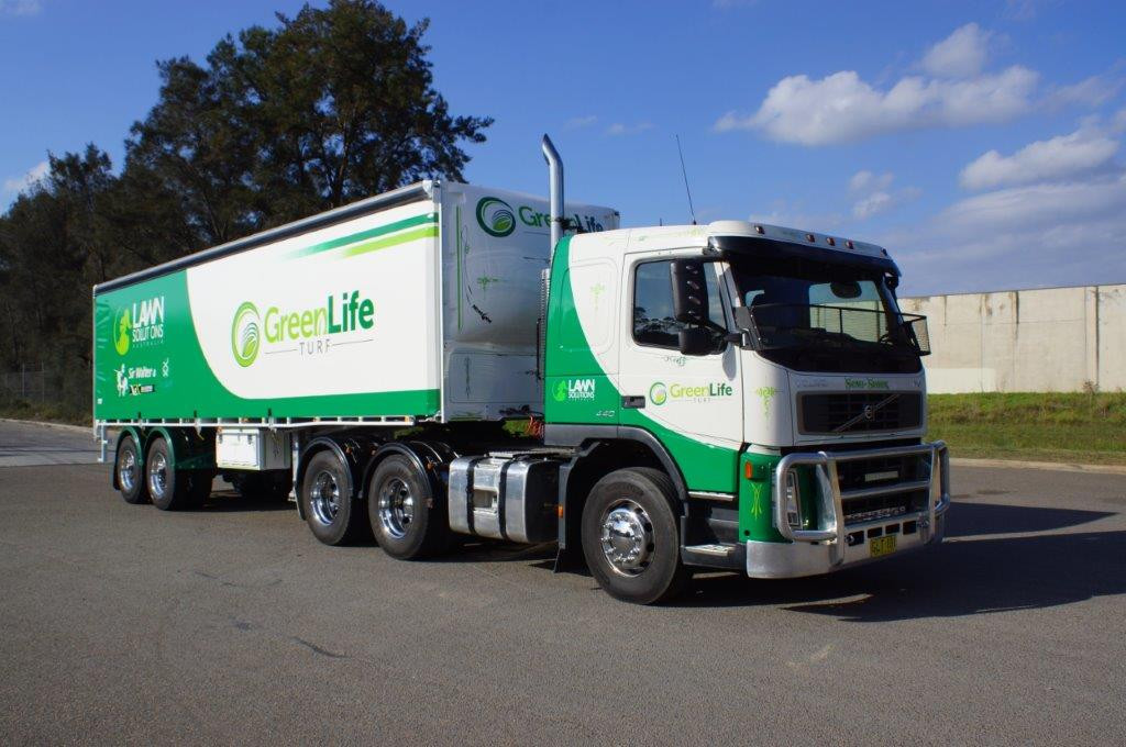 Dry Van Green Life
