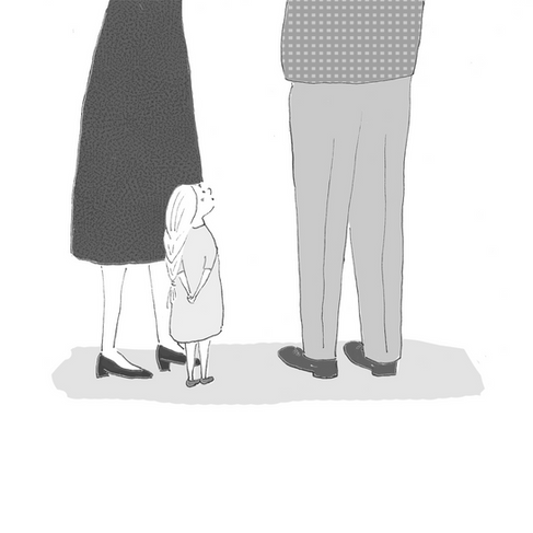 Когда взрослые разговаривают