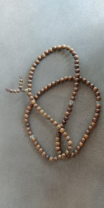 Contemplation beads