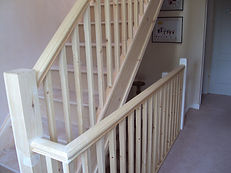 Carpenters in Ipswich, new staircase, attic and loft conversions in Ipswich.