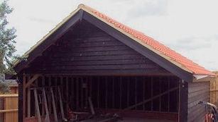 Garden buildings, garden offices, attic and loft conversions in Ipswich. Carpenters in Ipswich.