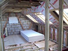 Roofing, attic and loft conversion in Ipswich. Carpenters in Ipswich
