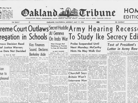 Mark the Anniversary of Brown by Envisioning Equitable Enrollment Policies in Oakland: Part 1