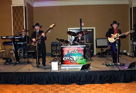 Reign-n-Country in Las Vegas for the Southwest Dance Party