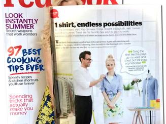 Redbook Fashion Article Model - Anna Kyra Hooton