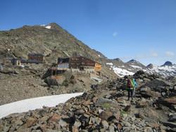 Similaun Hütte 3019m