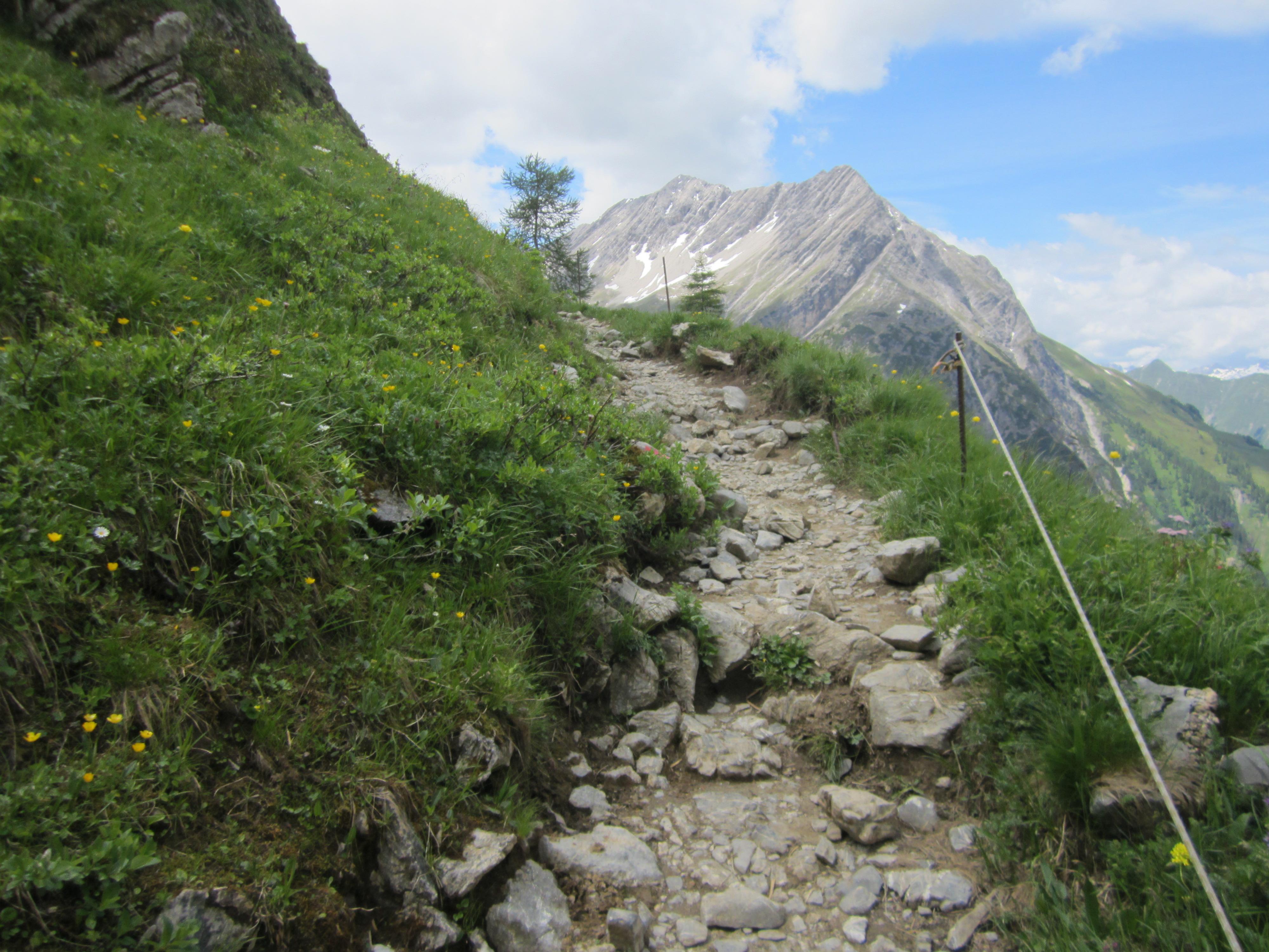 Panorama Weg