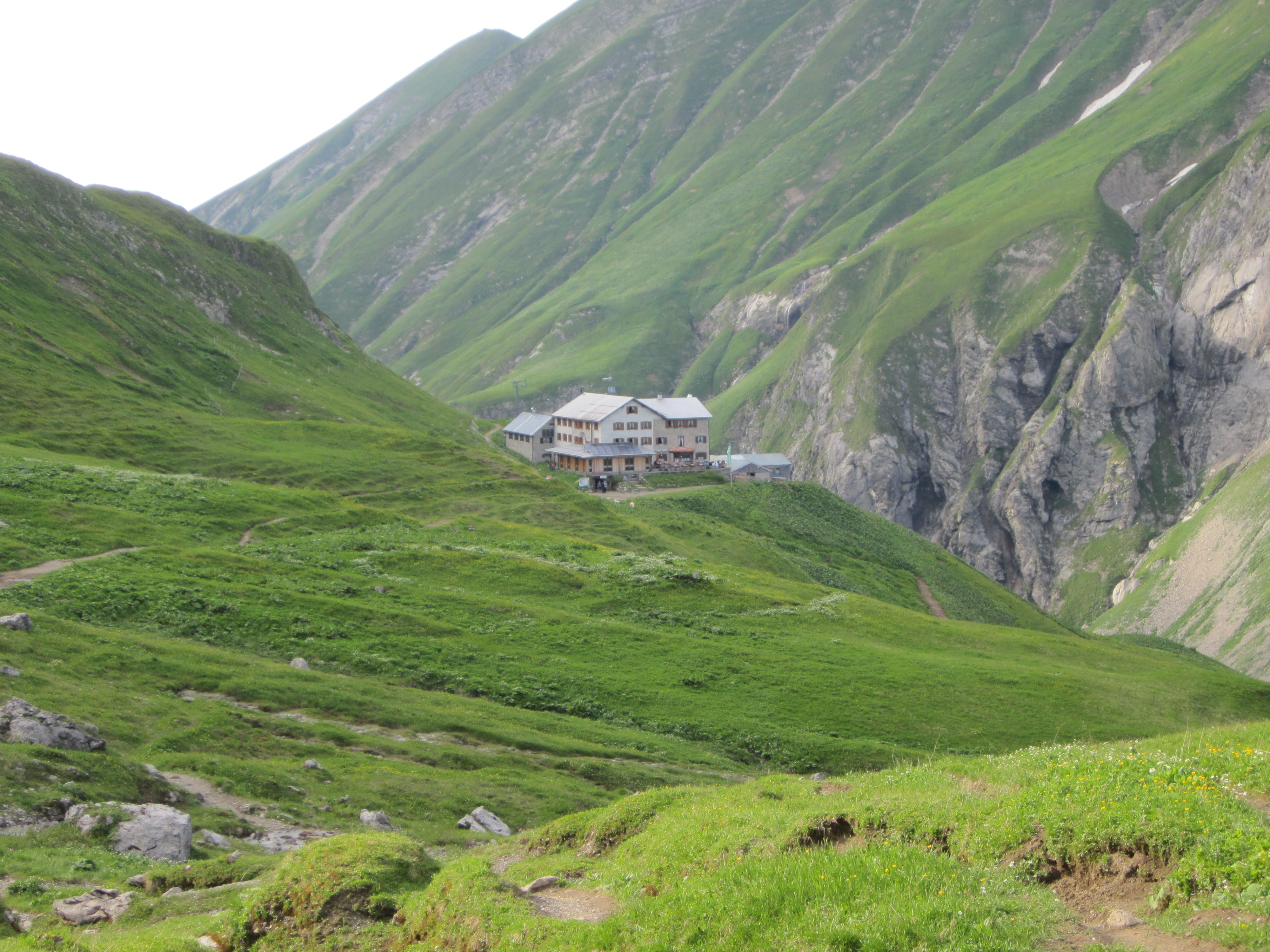 Kemptner Hütte 1844m