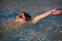 Swim lessons Hilltop pool