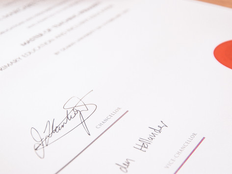 What is a valid Signature in Tennessee?