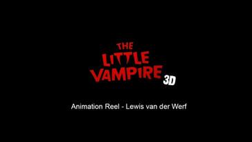 The Little Vampire 3D - Animation Reel