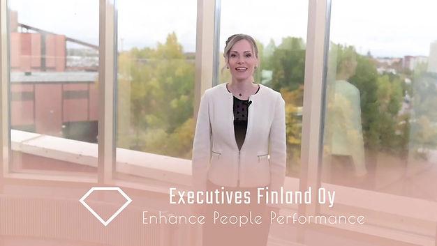 The company presentation in Finnish