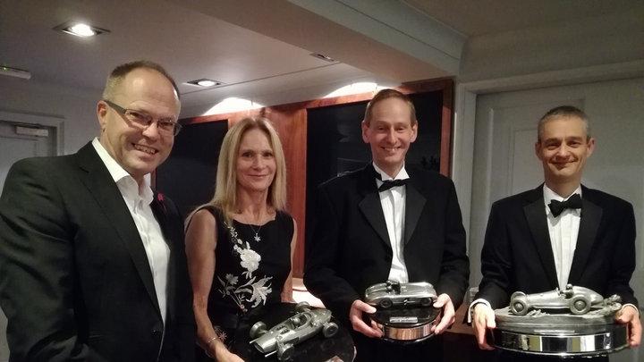SBD team and myself at British Championship Awards dinner