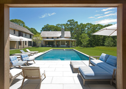 View from the Poolhouse