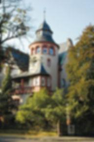 Haus der Balten in Darmstadt