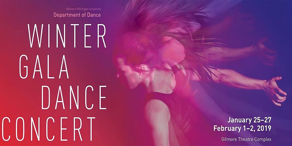 WMU Dance Presents: Winter Gala Dance Concert (1)