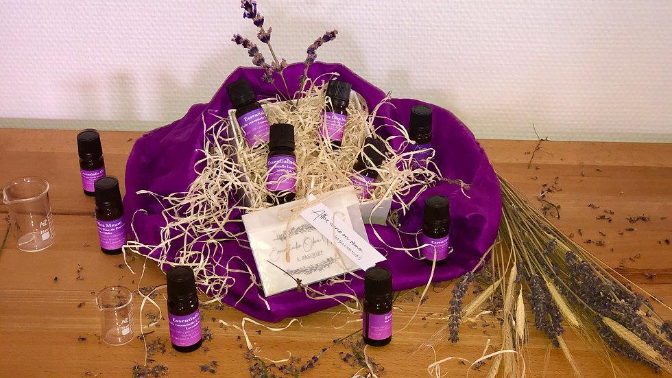 Huile Essentielle de Lavande Fine de Provence