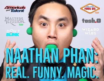 Naathan Phan Real Funny Magic