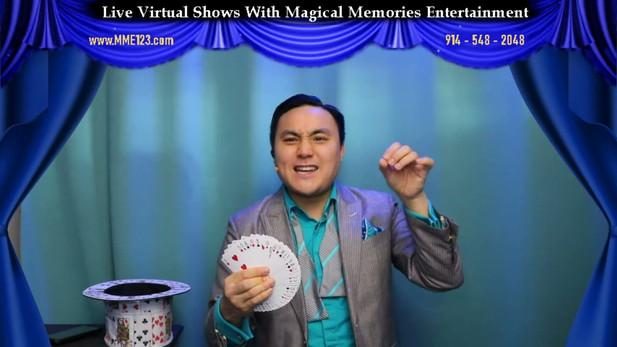 Naathan Phan's Virtual Comedy and Music