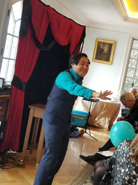 Naathan Phan Magic Show in New York Private Event