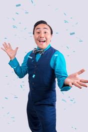 Naathan Phan Master Magician and Illusionist