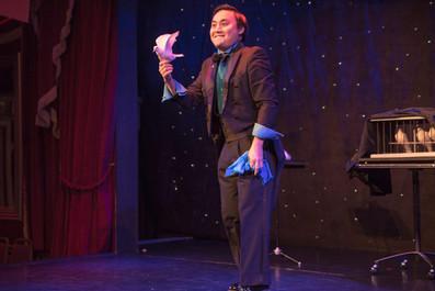 Naathan Phan Stage Magician