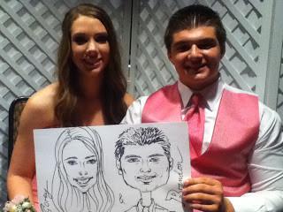 Caricaturist-Drawing-Of-Couple.JPG
