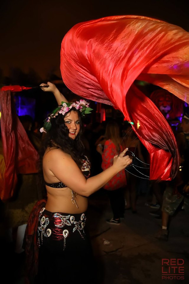 Belly-Dancer-For-Outdoor-Event
