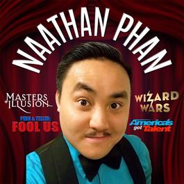 TV's Magician Naathan Phan